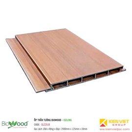 Gỗ ốp trần, tường 225x18mm Biowood CL22518