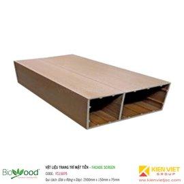 Lam trang trí 150x75mm Biowood FS15075