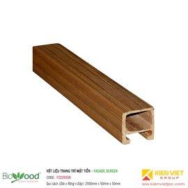 Lam trang trí 50x50mm Biowood FSC05050