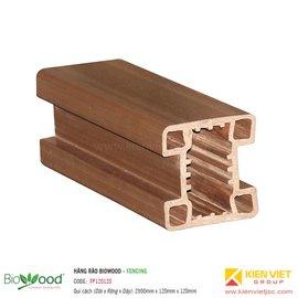 Thanh trụ hàng rào Fencing 120x120mm Biowood FP120120