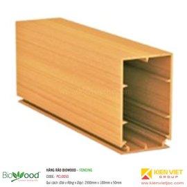 Thanh trụ hàng rào Fencing 100x50mm Biowood PC10050