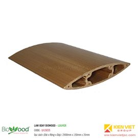 Lam xoay 150x35mm Biowood LV15035