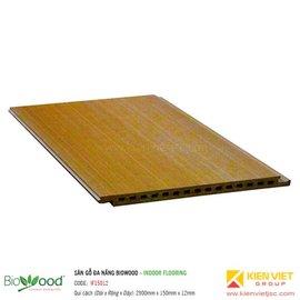 Sàn gỗ composite 150x12mm Biowood IF15012