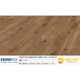 Sàn gỗ Kronotex Amazone D4166 Prestige Oak Nature | 10mm