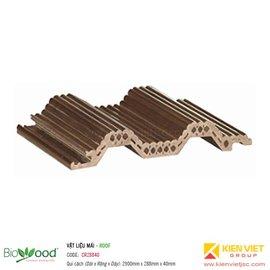 Vật liệu mái 288x40mm Biowood CR28840