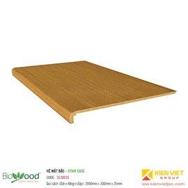 Hệ mặt bậc 300x35mm Biowood SC30035