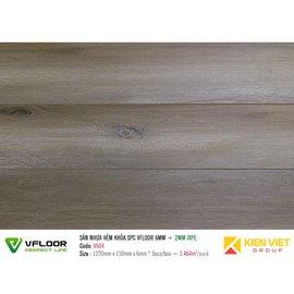 Sàn nhựa hèm khóa SPC Vfloor V604 | 6mm
