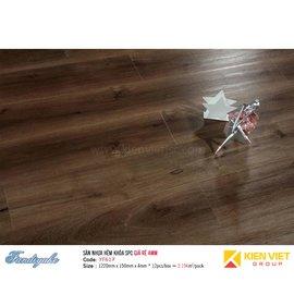 Sàn nhựa hèm khóa SPC giá rẻ YF617 | 4mm