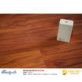 Sàn nhựa hèm khóa SPC giá rẻ YF618 | 4mm