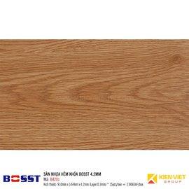 Sàn nhựa hèm khóa Bosst B4201 | 4.2mm