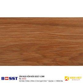 Sàn nhựa hèm khóa Bosst B4203 | 4.2mm