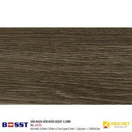 Sàn nhựa hèm khóa Bosst B4204 | 4.2mm