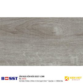 Sàn nhựa hèm khóa Bosst B4205 | 4.2mm