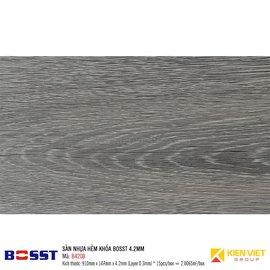 Sàn nhựa hèm khóa Bosst B4208 | 4.2mm