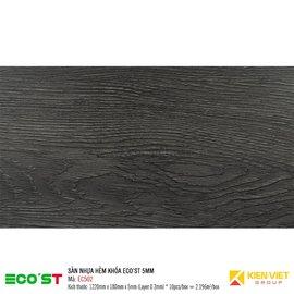 Sàn nhựa hèm khóa Ecost EC502 | 5mm