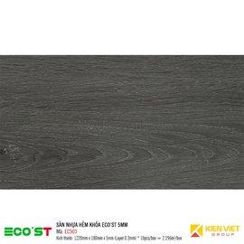 Sàn nhựa hèm khóa Ecost EC503 | 5mm