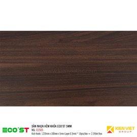 Sàn nhựa hèm khóa Ecost EC505 | 5mm