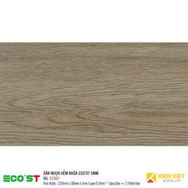 Sàn nhựa hèm khóa Ecost EC507 | 5mm