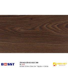 Sàn nhựa dán keo Bosst B204| 2mm