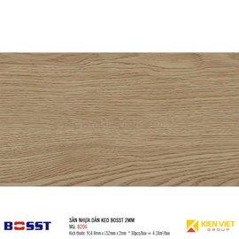 Sàn nhựa dán keo Bosst B206| 2mm