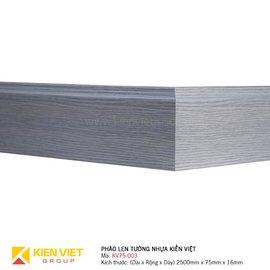 Len Tường nhựa KV75-002