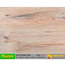 Sàn gỗ công nghiệp Thaixin 1031-12 | 12mm
