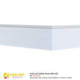 Len Tường nhựa KV75-001