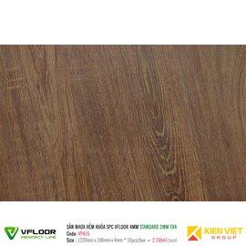 Sàn nhựa hèm khóa SPC Vfloor Standard VP416 | 4mm