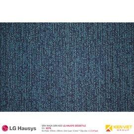 Sàn nhựa dán keo LG Hausys Decotile 6076 | 3mm
