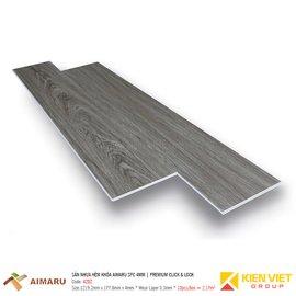 Sàn nhựa hèm khóa Aimaru SPC Premium 4202 | 4mm