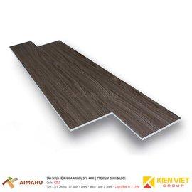 Sàn nhựa hèm khóa Aimaru SPC Premium 4203 | 4mm