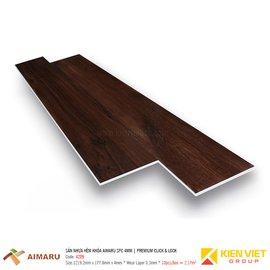 Sàn nhựa hèm khóa Aimaru SPC Premium 4209 | 4mm
