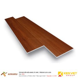Sàn nhựa hèm khóa Aimaru SPC Premium 4210 | 4mm