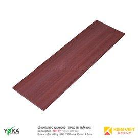 Trang trí trần nhà Yokawood - Celling | YBYI-07 90mm x 4.3mm
