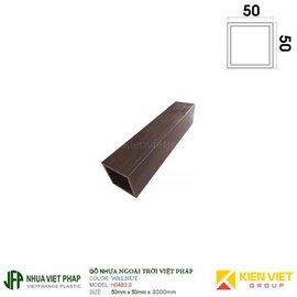 Thanh hộp WPVC Việt pháp H04B3.0 | 50x50mm