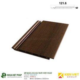 Tấm ốp tường WPVC Việt pháp W09B3.0   9x121.6mm