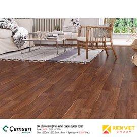 Sàn gỗ công nghiệp Camsan Classic Series 3045 Diba Hickory
