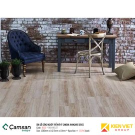 Sàn gỗ công nghiệp Camsan Advangard Series 4515 Oka Melet