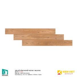 Sàn gỗ Inovar Formed Edge FE560 Canyon Acacia | 12mm