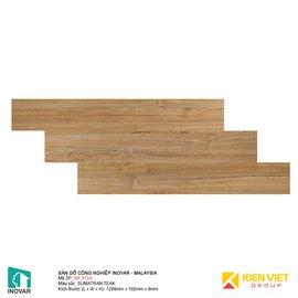 Sàn gỗ công nghiệp Inovar - Malaysia MF879A SUMATRAN TEAK | 8mm