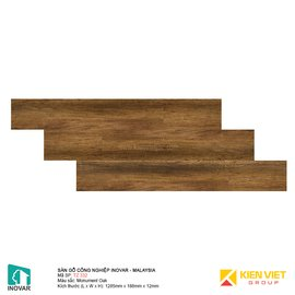 Sàn gỗ Inovar Traffic Zone TZ323 Monument Oak | 12mm