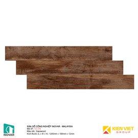 Sàn gỗ Inovar Traffic Zone TZ376 Sapawood | 12mm