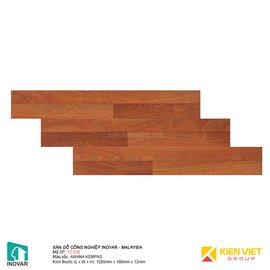 Sàn gỗ Inovar Traffic Zone TZ636 Awana Kempas | 12mm