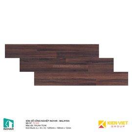 Sàn gỗ Inovar Traffic Zone TZ825 Rajah Teak | 12mm