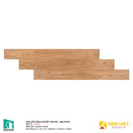 Sàn gỗ Inovar V-Groove VG560 Canyon Acacia | 12mm