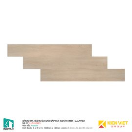 Sàn nhựa hèm khoá Inovar LHD3159R3 nhựa cao cấp SVT | 4mm
