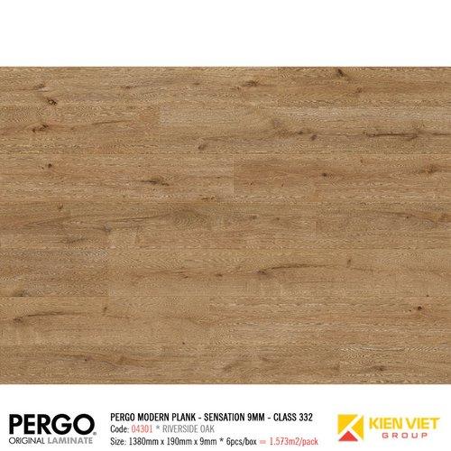 Sàn gỗ Pergo Modern Plank Sensation 04301 | 9mm