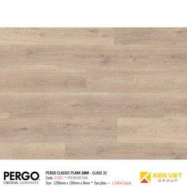 Sàn gỗ Pergo Classic Blank 01801 | 8mm