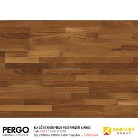 Sàn gỗ tự nhiên Pergo Wood Parquet Varmdo 03487   14mm