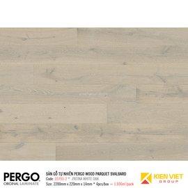 Sàn gỗ tự nhiên Pergo Wood Parquet Svalbard 03793-2 | 14mm